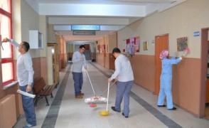 Okul & Anaokulu Temizlik